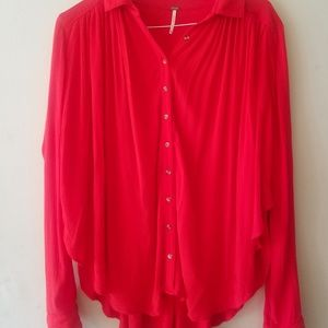 Free People top size extra small